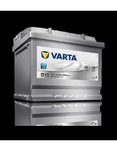 Μπαταρία Varta Silver Dynamic 63Ah